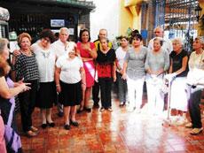 Concursantes, ganadores y jurados del certamen literario Miguel Delibes auspiciado por la Ascyl.