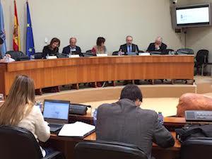 Comparecencia en el Parlamento del presidente del Consello da Cultura Galega, Ramón Villares, para presentar las acciones y presupuesto de este órgano para 2017.