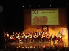 Un momento del evento celebrado en Aluche.