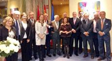 Miembros del Comité Estratégico de Asomega.