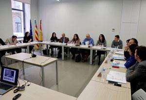 Mónica Oltra y Manuel Alcarez presidieron la reunión del nuevo Consejo CEVEX.