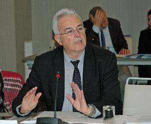 Intervención de Ángel Luis Sánchez en el V Pleno del VI Manadato del CGCEE.