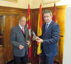 Pedro José Díez y Julio Martínez Majo.