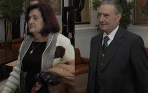 María Antonia Rabanillo (Cuba) y Pedro Bello (Argentina).