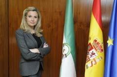 Rosario Ayala, directora general de Voluntariado y Participación.