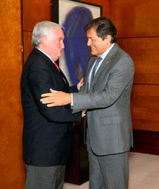 José Manuel Rodríguez y Javier Fernández.