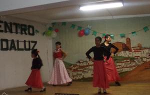 En el evento también participó el Ballet infantil y adulto del Centro Andaluz.