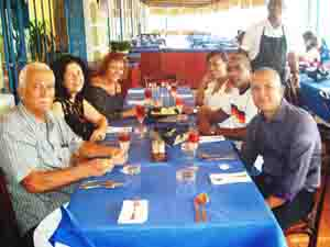 Durante cuatro días se desarrollaron las Jornadas Gastronómicas Zamoranas en el restaurante La Barca.