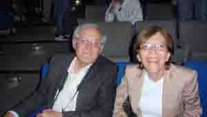Antonio Álamo y Josefina Benítez.