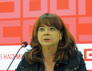 Lola Santillana Vallejo.