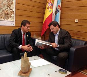 Santiago Coelho y Antonio Rodríguez Miranda.