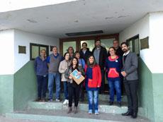 En la Sociedad Española de Ourense.
