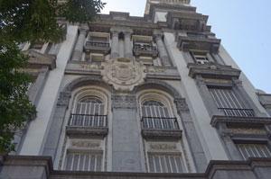 La Patriótica tiene su sede en un magnífico edificio situado en pleno centro porteño.