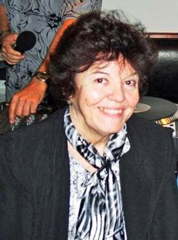 Carmen Estévez.