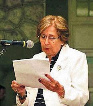 Blanca Mª Fernández Pérez.