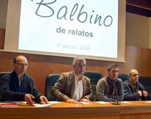 Manuel Núñez, Valentín García, Xosé Leal y Luis Reimóndez.