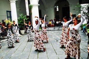 Sevillana interpretada por el grupo 'Añoranza zamorana'.