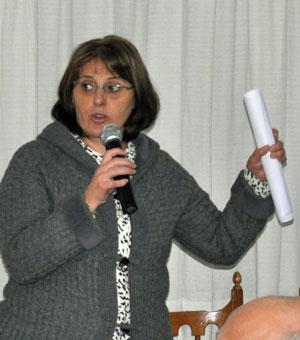 Vicenta González.