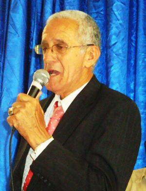 Las palabras de bienvenida estuvieron a cargo del presidente Angel Dagas García.