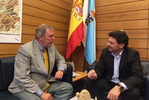 Jorge Torres y Antonio Rodríguez Miranda.