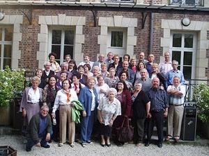 Los participantes en el Seminario de la Apferf.