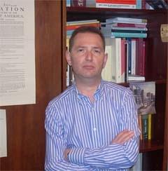 El catedrático Roberto Luis Blanco Valdés.