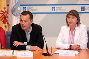Hernández y Quintana presentan el plan de saneamiento.
