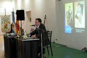 Exposición de Mario Virgilio Montañez. IBERINFO