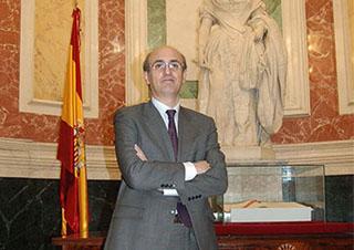 El diputado del PP por Ourense en el Congreso, Celso Delgado.
