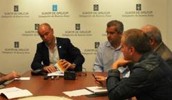 Camba mantuvo en Buenos Aires un encuentro con la prensa especializada.