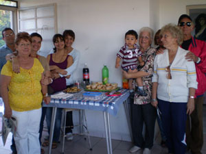 Actividad en Guanabo.