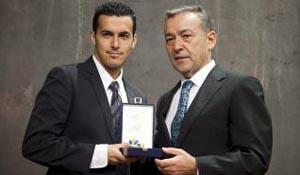 Pedro Rodríguez y Paulino Rivero.