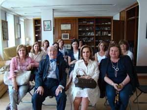 Público asistente a la charla con Antoni Mesquida.