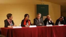 Intervención de Pilar Pin en el acto de inauguración de la nueva sede de la UNED en París.