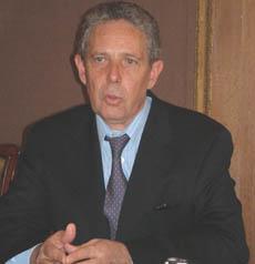 El embajador de España en Argentina, Rafael Estrella.