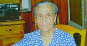 Margarita Jaume.