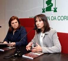 Caridad González Cerviño y María Liliana de la Orden.
