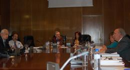 Reunión de la Comisión Permanente del CGCEE.