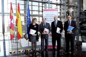 Tomás Villanueva presidió el Consejo para la Internacionalización Empresarial.