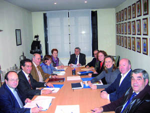 Comisión Delegada del Consejo de Comunidades.