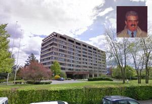 Juan Romero Beltrán se suicidó ante las oficinas de la Caja de Compensación en Ginebra.