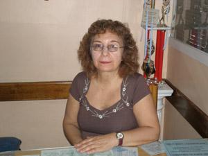 Patricia Alonso, secretaria de 'Herbas de Prata'.