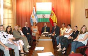 Pleno de la Cátedra de Cultura Andaluza.