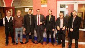 Cid, Valle, Ortiz, Saavedra, Serrano, Cañero y Sevilla.