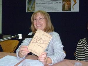 La psicóloga Josefina Caro.