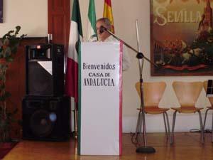 El presidente de la entidad, Rafael Gómez Rodríguez.