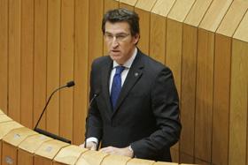 Intervención de Alberto Núñez Feijóo en el debate sobre el estado de la Autonomía.