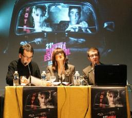 Presentación del 21º Festival de Cine Español de Nantes.