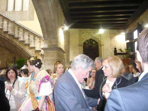 También estuvo presente la directorga general de Ciudadanía e Integración, Mabel Manglano.