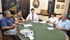 La reunión tuvo lugar el pasado 22 de marzo.